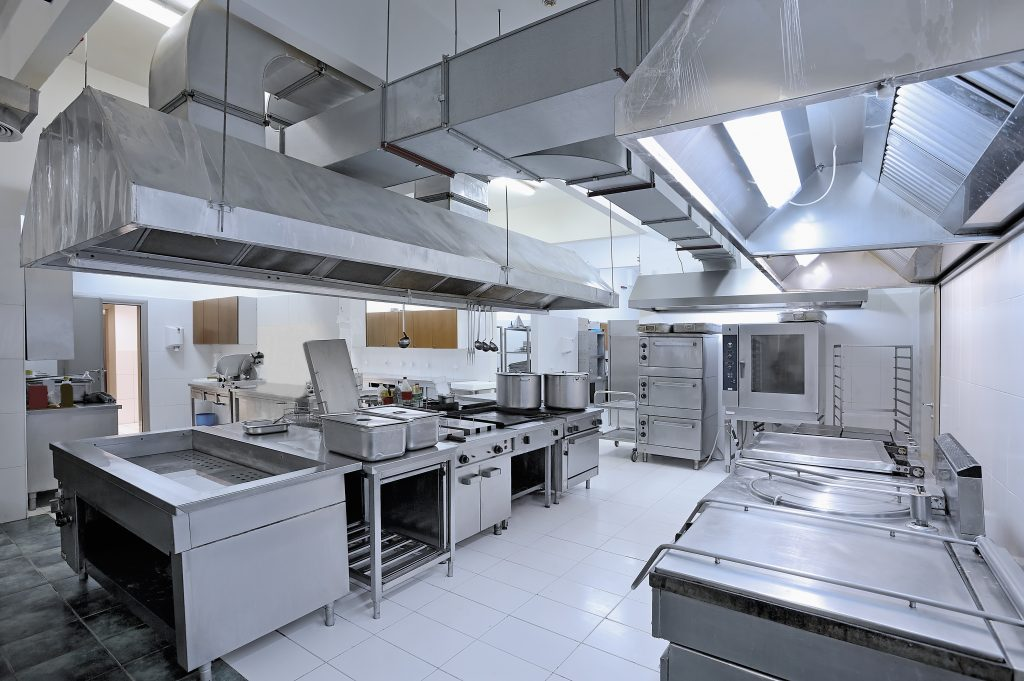 Commercial Food Service Equipment: Food Safety